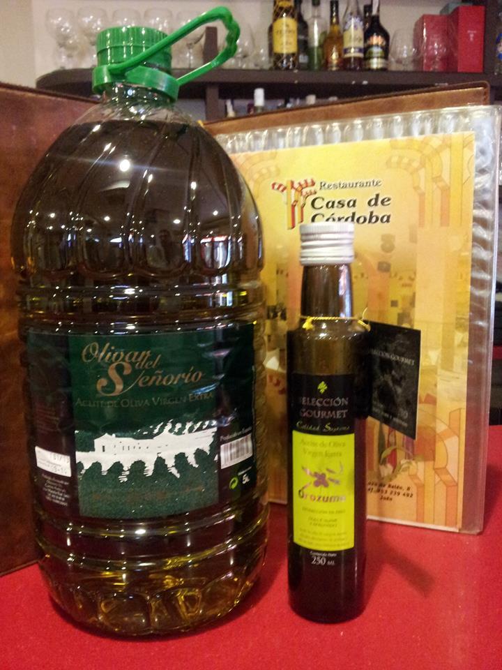 aove restaurante casa-cordoba de Jaén