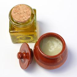 Cosmético aceite