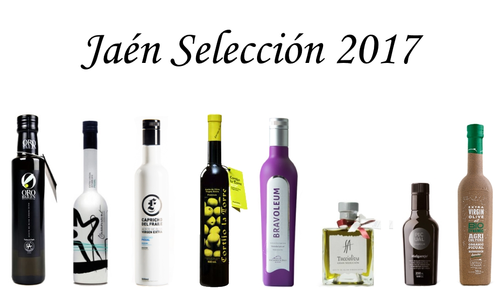 aceites Jaén Selección 2017