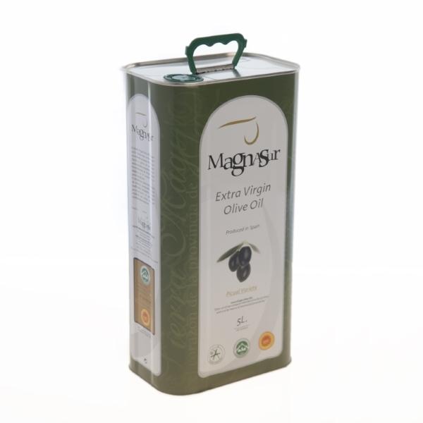 Magnasur AOVE D.O. Sierra Mágina lata 5 L