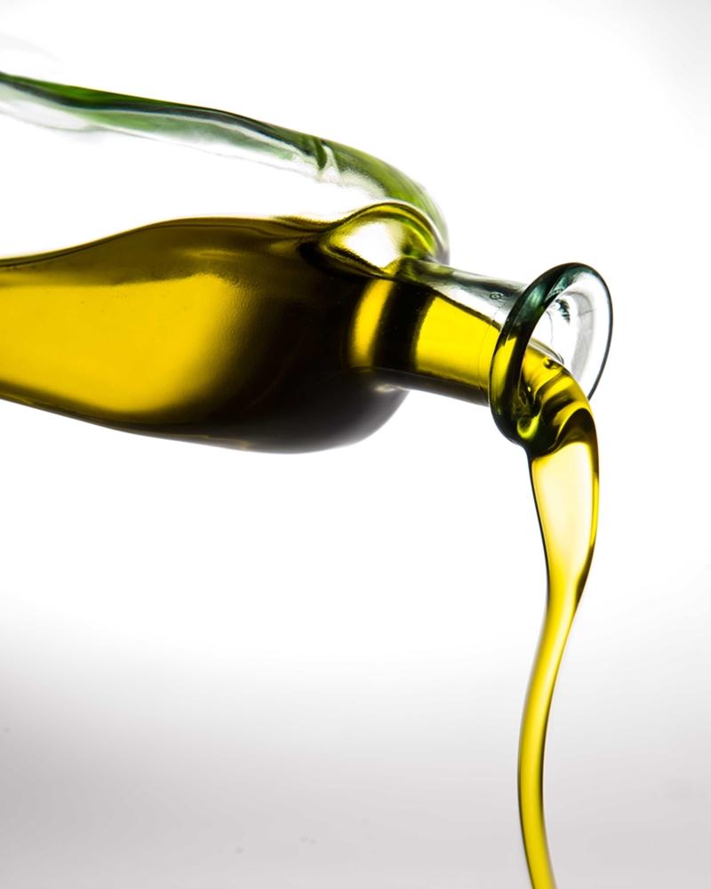 freír con aceite de oliva virgen