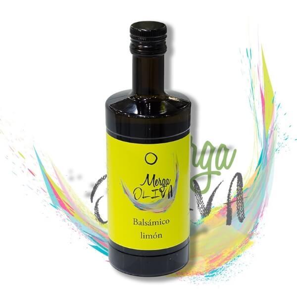 AOVE Mergaoliva Balsámico Limón 500 ml