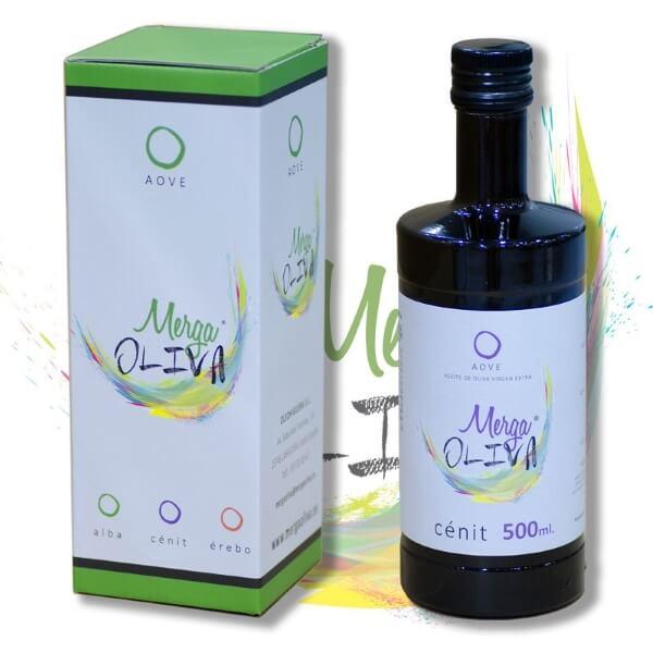 AOVE Mergaoliva Cénit con estuche 500 ml