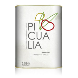 AOVE Picualia Gama Gourmet 2,5 L